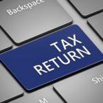 カナダ留学 Tax Return