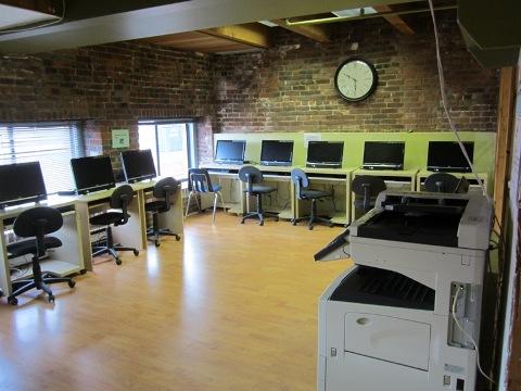 GBC computer room